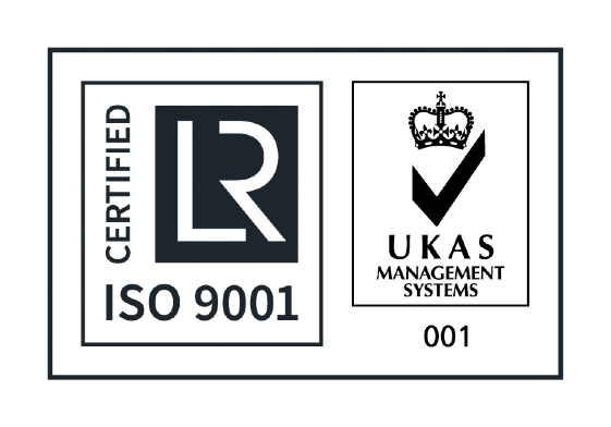 ISO9001 Accreditation Mark